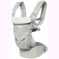 Ergo Baby Omni 360 All-in-One Ergonomic Baby Carrier - Pearl Grey