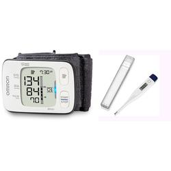 Omron BP652N 7 Series Wrist Blood Pressure Monitor with Thermometer