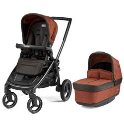 Peg Perego Team Stroller - Terracotta