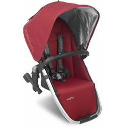 UPPAbaby 0918-RBS-US-DNY - Vista Rumbleseat - Denny (Red/Silver/Leather)