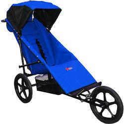 Adaptive Star Axiom Phoenix Indoor/Outdoor Mobility Push Chair - Royal Blue