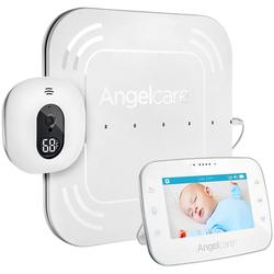 "Angelcare Baby Movement Monitor with 4.3"" Touch Control Display and Wired Sensor Pad"