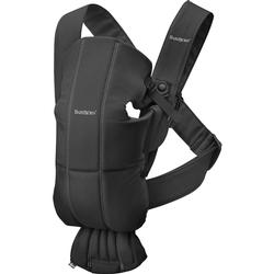 Baby Bjorn 021056US Baby Carrier Mini in Cotton - Black