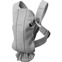 Baby Bjorn 021072US Baby Carrier Mini in 3D Jersey - Light Grey
