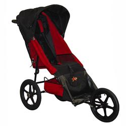Axiom Improv 2 16in Ai2R Special Needs Push Chair - Red