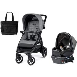 Peg Perego Booklet 50 Travel System - Atmosphere with BONUS Diaper Bag