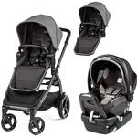 Peg Perego YPSI Travel System with Companion Seat - Atmosphere
