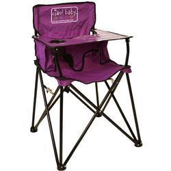 ciao! baby HB2012 - Portable High Chair - Purple - Open Box