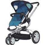 Quinny CV155BFW Buzz 3 Stroller - Blue Scratch - Open Box