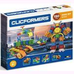 Magformers Clickformers 150 Piece Basic Set - Multicolor - Open Box
