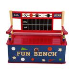 Levels of Discovery LOD20023 All Star SportsToy Box Bench
