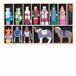 Anatex PM1730 Castle Figures