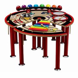 Anatex MSF6009 Musical Slices of Fun Table