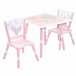 Levels of Discovery LOD61002 Fairy Wishes Table & 2 Chair Set