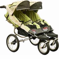 Dreamer Design 16dmd 06eg Manhattan Ditto Deluxe Double Jogging Stroller Envy Green Free Shipping Coupons And Discounts May Be Available