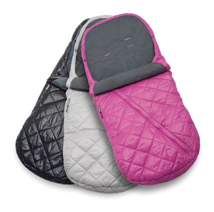 UPPAbaby BabyGanoosh Footmuffs