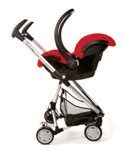 Quinny Zapp Xtra  With Car Seat