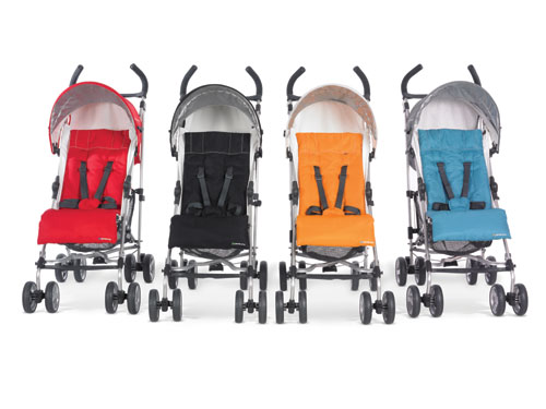 UPPAbaby G-Luxe Seat Pads