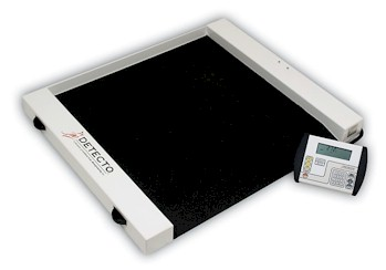 Detecto Wheelchair scale model CR-500D