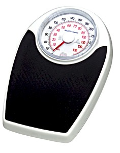 HealthOMeter 142KL  Large Dial Mechanical Bathroom Scale