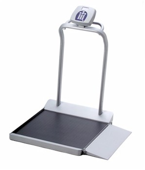 Health O Meter 2500KL Medical Wheelchair Scale