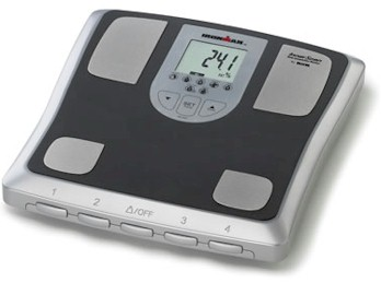 Tanita BC-553 Ironman InnerScan Body Fat Monitor